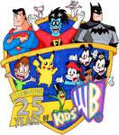 Kids' WB!'s 25th Anniversary by nintendomaximus