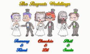 The Rugrats Weddings Wallpaper by nintendomaximus