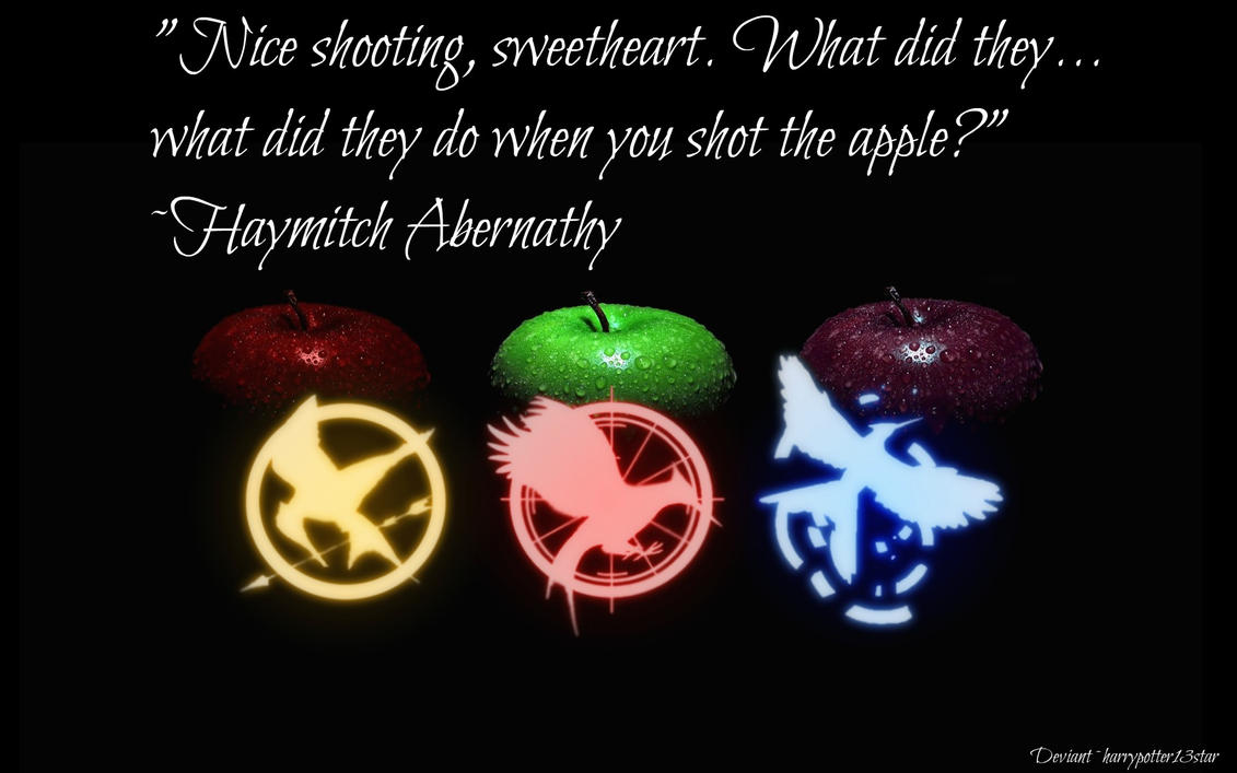 Hunger games wallpaper 4 harrypotter13star by harrypotter13star voltagebd Choice Image