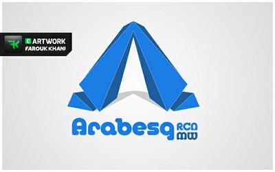 Logo Arabesq by FAROUK-KHANI