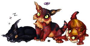 Warcraft Kitties