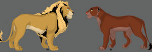 The Lion King: OC's