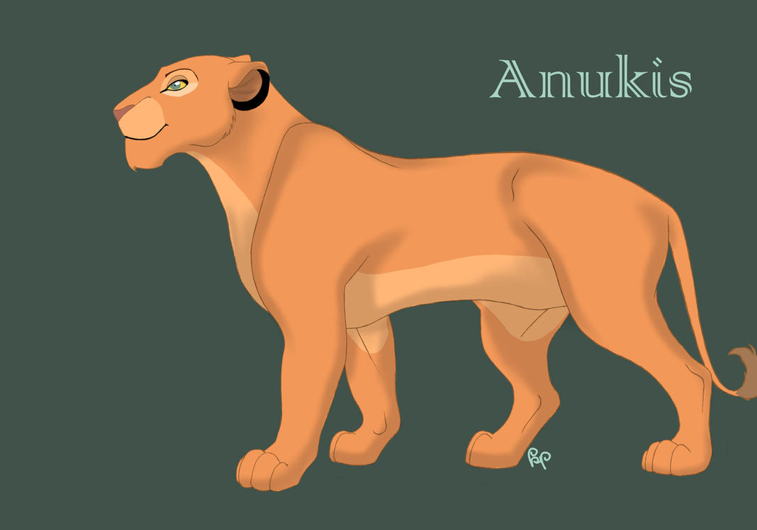 The Lion King Oc Anukis Full By Winterfell Kp On Deviantart Rh Com Nala And Kiara 2 Coloring Pages
