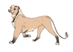 Lion/Lioness (???) Adopt: SOLD
