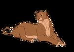 Lioness Base(.psd-File)