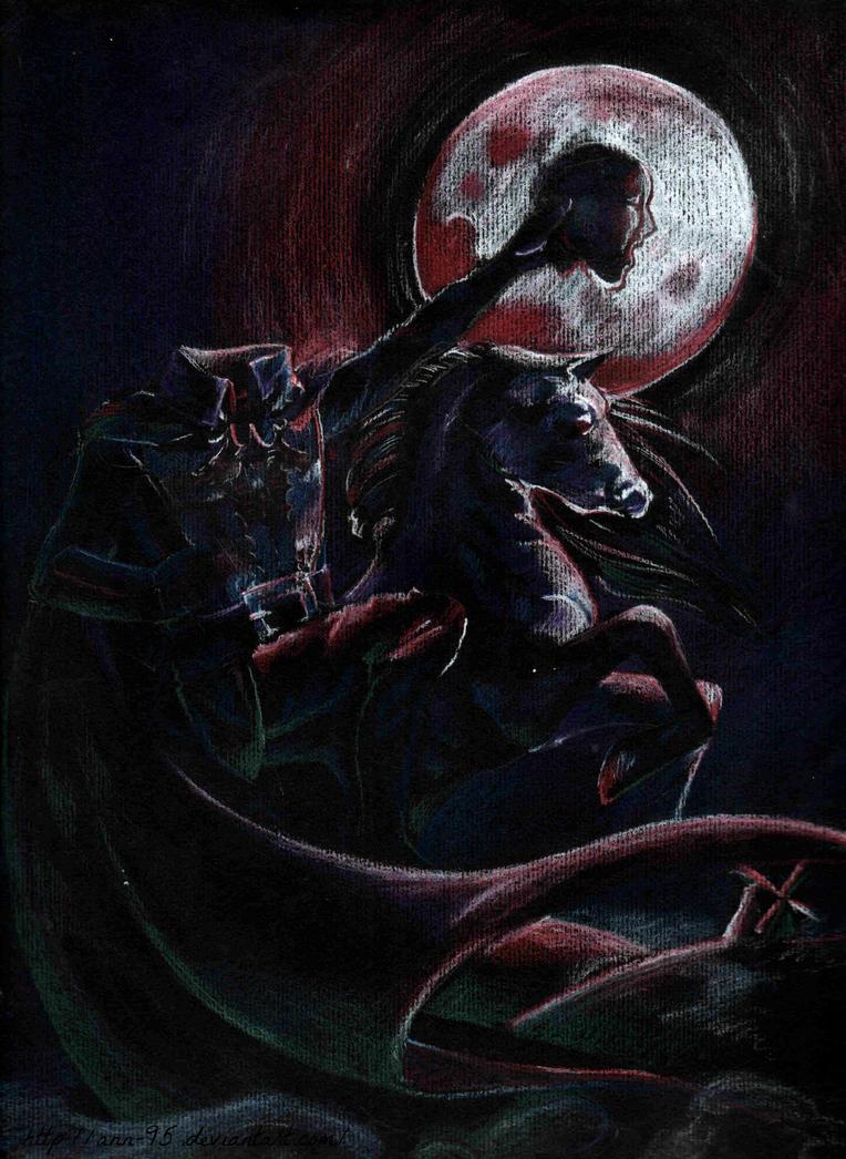 Headless Horseman by Ann-95