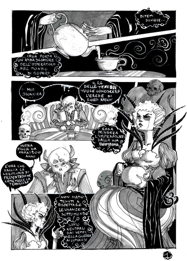 La Signora dei Mostri by Ann-95