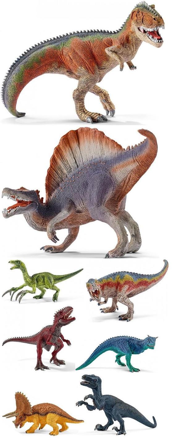 Schleich Mini Dinosaurs from Everything Dinosaur
