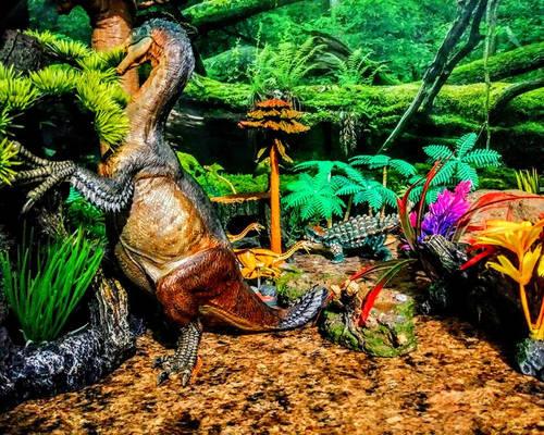 Therizinosaurus World