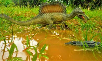 Spinosaurus Kingdom 2019 2