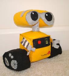 Wall-E Plushie