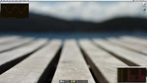Current Desktop Layout