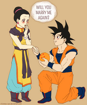Marry Me Again?