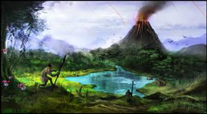 Prehistoric Valley