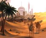 Desert Envoy