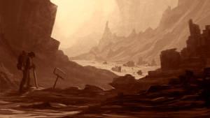 Nomad's Canyon
