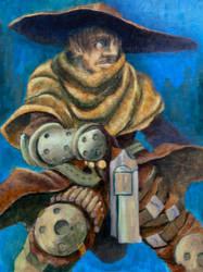 The Nomad Gunslinger