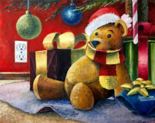 Merry Christmas Bear!