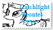 Catchlight Bronies Stamp by PlushBuddies