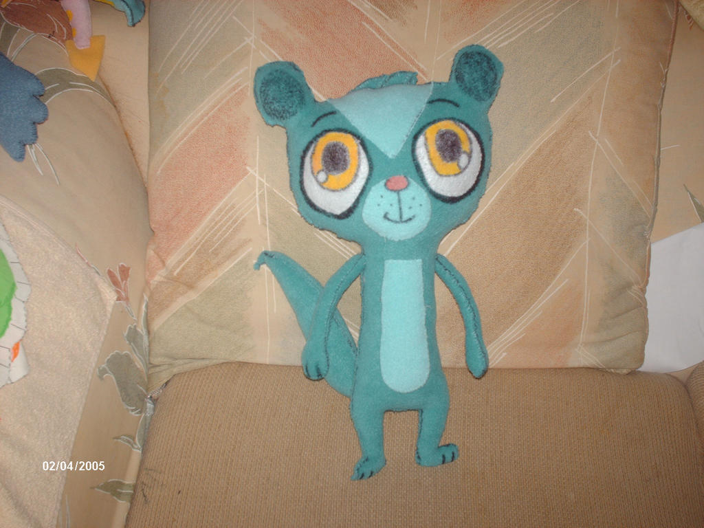 Life Sized Sunil by PlushBuddies