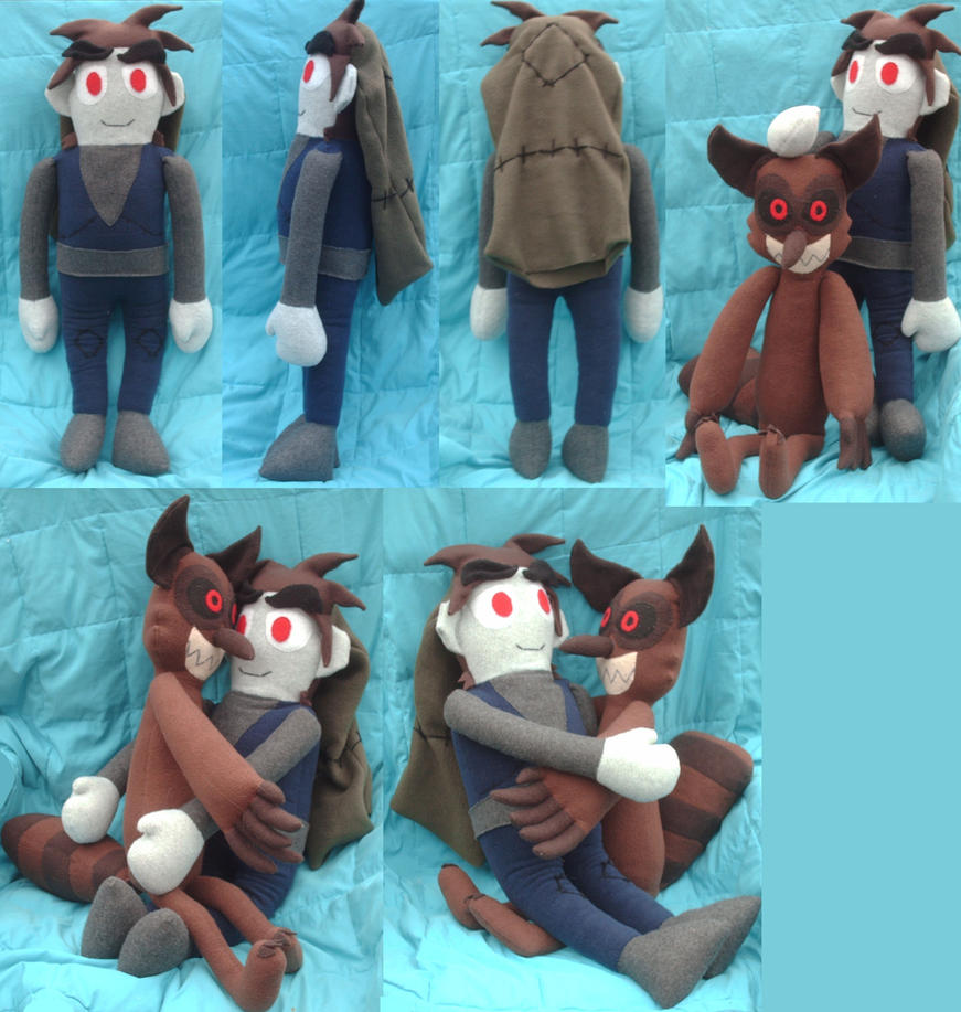 life sized Kirbopher by PlushBuddies