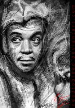 Cantinflas By Benjamin Otero