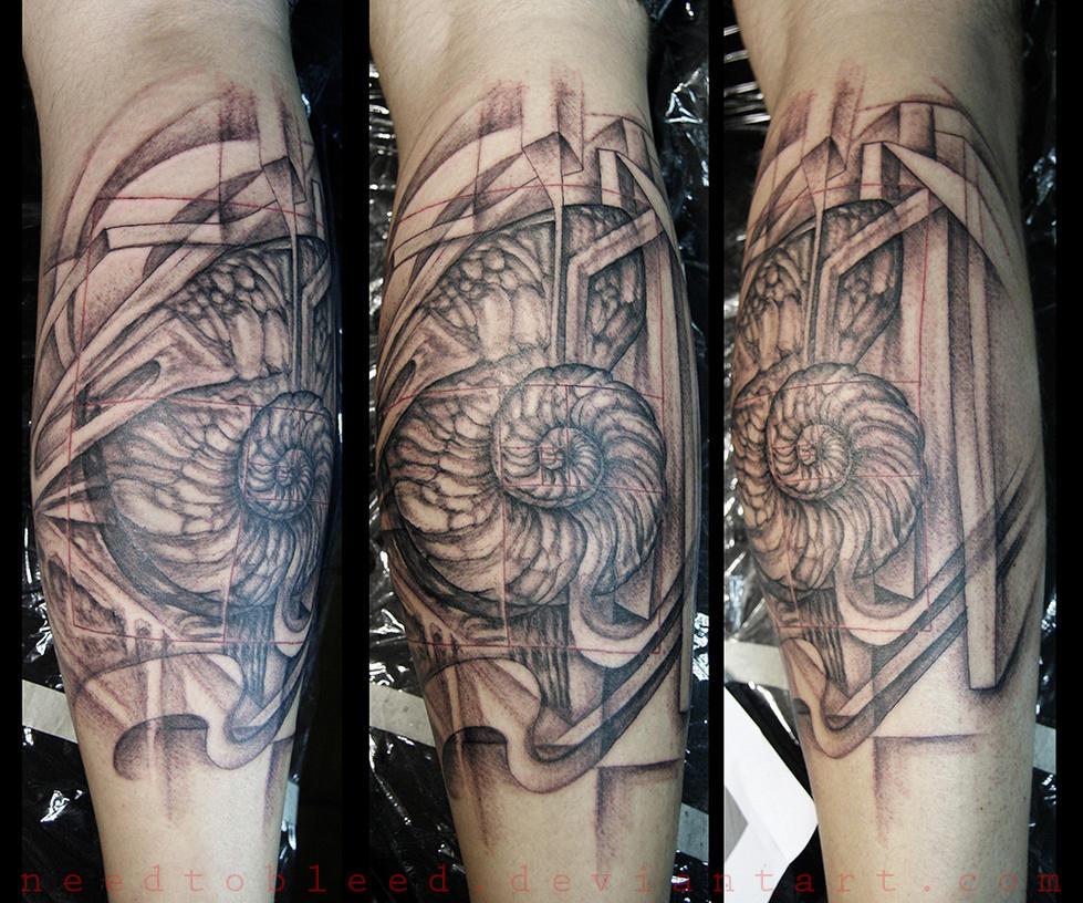 nautilus by Benjamin Otero by needtobleed