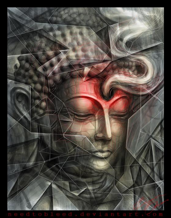 Buda by Benjamin Otero by needtobleed