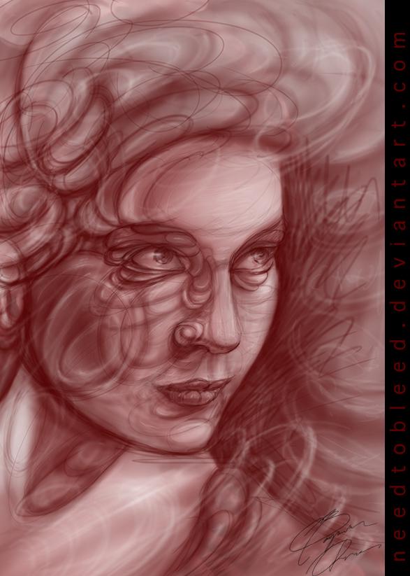 flamenca by Benjamin Otero by needtobleed