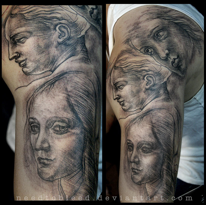 da Vinci by Benjamin Otero