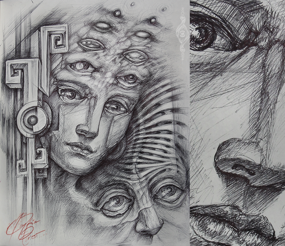 Virtud by Benjamin Otero by needtobleed