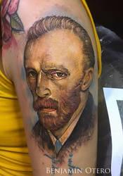 Van Gogh by Benjamin Otero