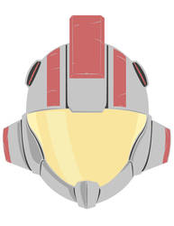 SciFi Helmet Concept