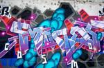 Street art XXXIV by HankBee