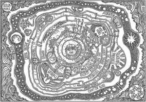Historia Aventurica - Sphaerenmodell by SteffenBrand