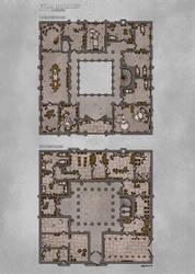 Villa Mazzarin for 'Fest der Feinde' by SteffenBrand