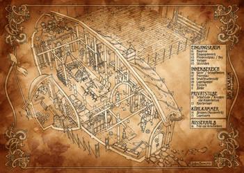 Viking-Inspired Longhouse | Jolskrim by SteffenBrand