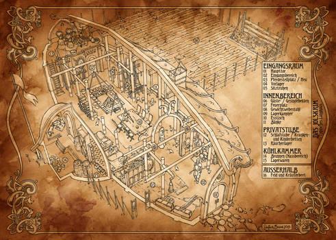 Viking-Inspired Longhouse | Jolskrim
