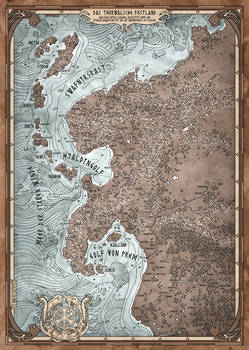Thorwal - Coastline of the Continent