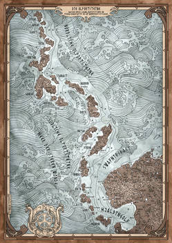 Thorwal - The Chain of Islands