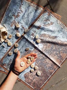 Thorwal-Maps and Runestones
