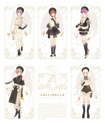 Adoptable LOLLIDELLA (closed)