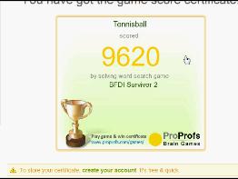 My score by spellcaster4