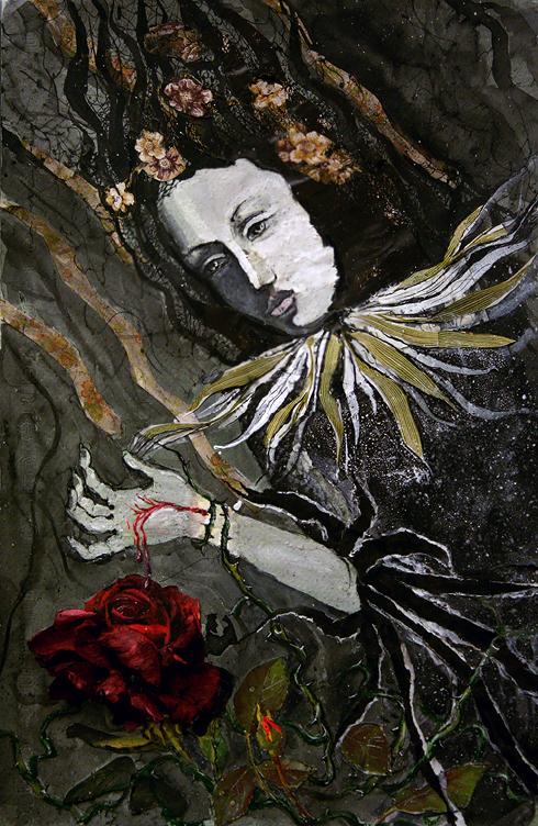 Sanguis vita est by Mon-artifice