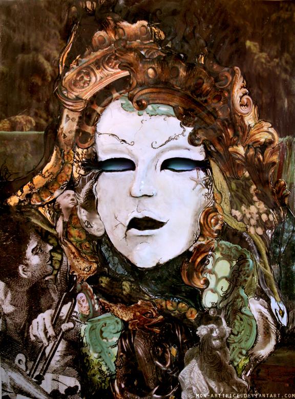 Medusa by Mon-artifice