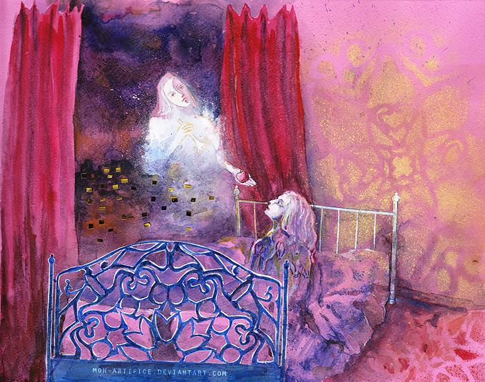 Insomnia in moonlight by Mon-artifice