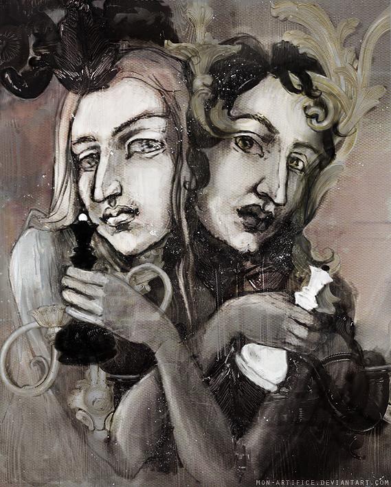 Les freres princes by Mon-artifice