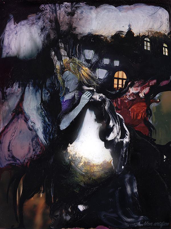 Dark king by Mon-artifice