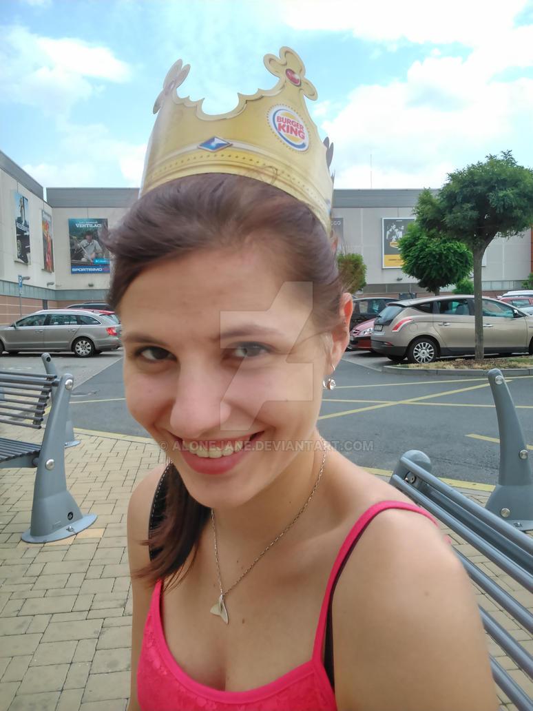 i am princess! by AloneJane