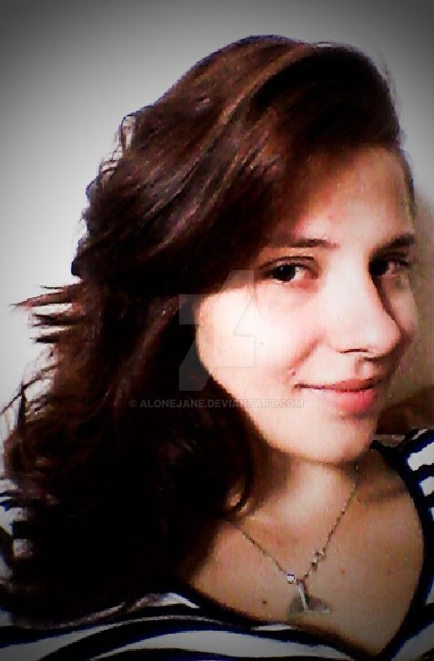 new hair by AloneJane
